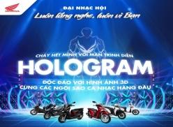 Đại tiệc âm nhạc công nghệ Honda Việt Nam