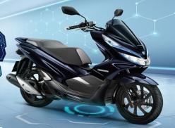 Honda Việt Nam Giới Thiệu Mẫu Xe PCX HYBRID Hoàn Toàn Mới