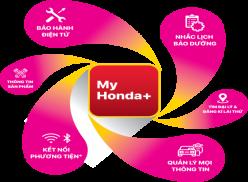 HƯỚNG DẪN CÀI ĐẶT ỨNG DỤNG My Honda +