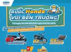 Rước Honda, Vui Đến Trường